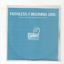 (JC593) Faithless, Insomnia 2005 - DJ CD