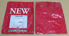 White Sega Saturn Launch In-Store Employee Apron * Official From Japan NEW Rare