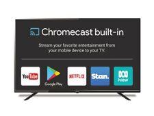 "SONIQ 55"" UHD Google Chromecast Built-in TV (BRAND NEW) N55UX17B-AU"