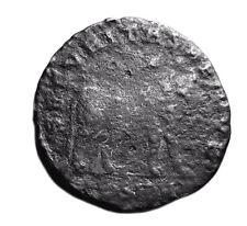 ROMAN COIN (RARE) OF JULIAN II. 355-360 SECURITAS REIPUB - BULL REVERSE  #317