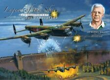 The Dambusters Lancaster aircraft legend of the skies wall sign  30cm x 40cm