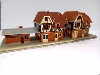Bahnhof SONDERLINGEN Kit-Bashing Spur N D0276