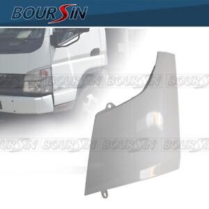 Driver Side Corner Panel For Mitsubishi Fuso FE140 FE145 FE180 05-11 Metal White
