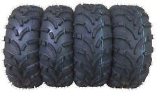 Full Set WANDA ATV/UTV Tires 25x8-12 25x8x12 & 25x11-12 25x11x12  6PR P373 Mud