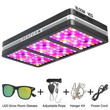 BESTVA Reflector 2000W LED Grow Light Full Spectrum for Indoor Veg flower plants