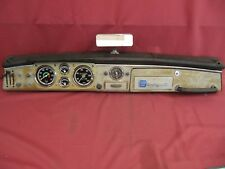 Vintage Saab Gran Turismo GT 850 Dash Gauge Assembly