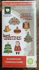 Cricut Cartridge - Scandinavian Christmas Cards