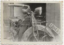 36/548 FOTO -  ALTE ZEITEN  -  MOTORRAD  INDIAN