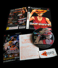 ONE PIECE FIGHTING FOR Sony PlayStation 2 PS2 Play2 JAP playstation2 no manual