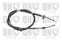 Handbrake Cable fits TOYOTA CELICA ST202 2.0 Rear Left 93 to 99 3S-GE Hand Brake