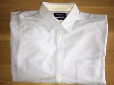 Men's charles tyrwhitt shirt 17.5 . Blue Oxford . Excellent Condition Big Man