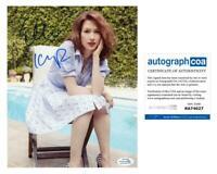 "Ellie Kemper ""The Office"" AUTOGRAPH Signed 8x10 Photo B ACOA"