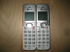 Lot of 2 At&T El52353 1.9 Ghz Cordless Expansion Handset Phone