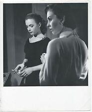 CIN005 Photo vintage Original Cinéma Jean Simmons Femmes coupables Robert Wise