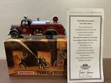 matchbox models of yesteryear YYM 35191 Bedford KD Truck 1939