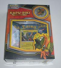 Pokemon Box  - Kapu-Riki Pin-Kollektion  - NEU & OVP