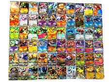 New Pokemon TCG:60 Card Lot Guaranteed EX & GX &  MEGA Cards Full Art NO Repeat