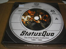 "Status Quo - The Vinyl Singles Collection 1980-1984 12 x 7"" box set new sealed"