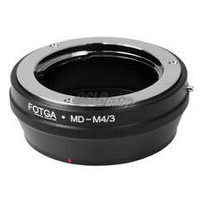 Minolta MD MC lens to Micro 4/3 M M4/3 Adapter GF6 GF5 GF2 GF1 GX7 GX1 E-P3 E-P2