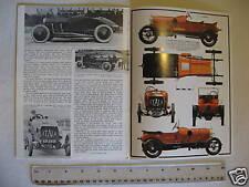 The 1907&1908 Racing ITALA cars illustrated Profile #61