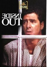 Inside Out DVD - Elliott Gould, Howard Hesseman, Jennifer Tilly, Beah Richards