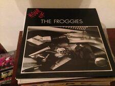 "FROGGIES - HOUR OF 12"" LP FRENCH POWER POP GARAGE ROCK"
