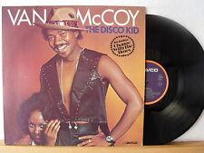 "12"" LP - VAN McCOY - The Disco Kid - 1st GER AVCO 89 462 // A1-B1 // 1975"
