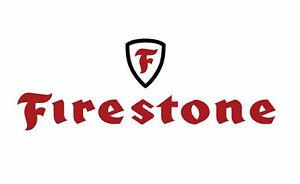 Firestone Sticker Vinyl Decal 4-403