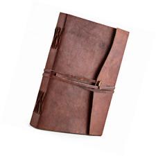 A.P. Donovan - Tagebuch Leder Notiz-Buch leer zum Reinschreiben - Reisetagebuch