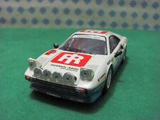 Ferrari 308 Gtb 3000cc. Coupe P. Flour Rally Island D'Elba 1984 -1/43 Best