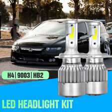 2x H4 9003 Car LED Headlight Kit Bulb For Honda Odyssey 2004-1995 Hi/Low Beam