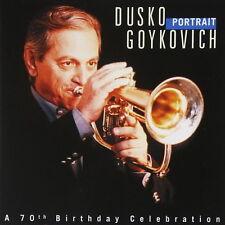 CD Album Dusko Goykovich Portrait A 70th Birthday Celebration 2001 Enja