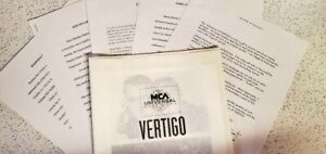 VERTIGO - Restoration Press Kit (1997)