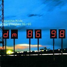 The Singles 86-98 de Depeche Mode | CD | état acceptable