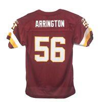Reebok Washington Redskins Lavar Arrington Jersey Large 14-16 Boys Youth #5139