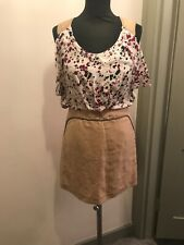 Stella Mccartney Geometric Pattern Dress Size 36 Please Read Description