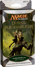 Nissa Revane Ears of the Elves Duels of the Planeswalkers Intro Deck - SEALED
