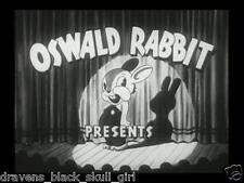 Oswald the Lucky Rabbit - 17 classic cartoons on dvd! Walt Disney & Walter Lantz