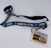 Diamond Dallas Page Lanyard WCW/NWO Official Licendsed Product