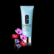 Clinique Turnaround Revitalizing Instant Facial Mask 75ml Unbox AllSkinTypes