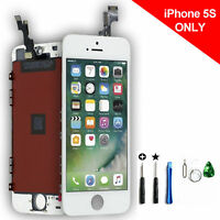OEM Quality iPhone 5s & SE White Replacement LCD Touch Screen Digitizer Display