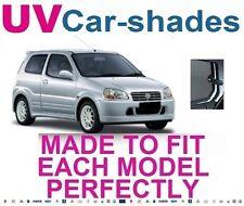 Suzuki Ignis 3dr 04-08 UV CAR SHADES WINDOW SUN BLINDS PRIVACY GLASS TINT BLACK