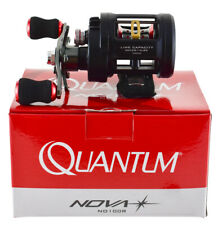 QUANTUM NOVA NO100R 6.2:1 GEAR RATIO RIGHT HAND CONVENTIONAL REEL