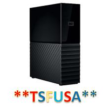 NEW Western Digital WD My Book 4TB External Hard Drive