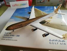 GULF AIR special edition Airbus A340-300  Herpa Wings 1:500