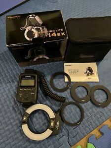 Yongnuo YN14EX Macro Ring Lite for Canon