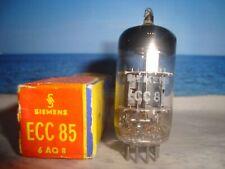 ECC85 Siemens # ( 6AQ8 ) # NOS  NIB (1587)