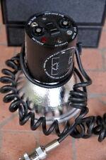 Lumedyne HQRC 2400ws Flash Head w/Modeling Light UV,Coiled Cord