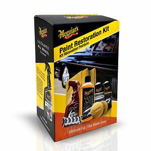 Meguiar's G3300EU Kit per Trattamento Restauro Vernice