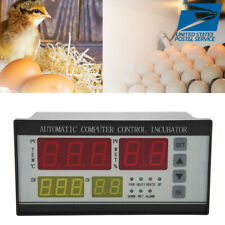 Egg Incubator Controller Multifunction Fully Automatic for Duck Chicken Quail